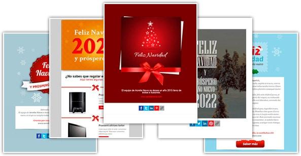 Felicitaciones navideñas corporativas gratis