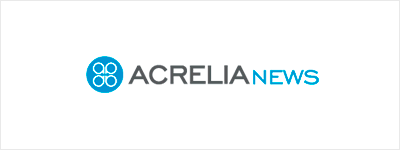 logo Acrelia News en color