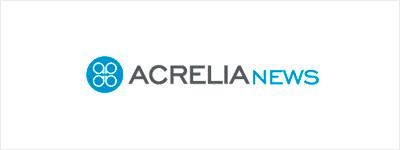 logotip Acrelia News en color