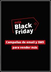 Black Friday: campañas de email y SMS para vender más