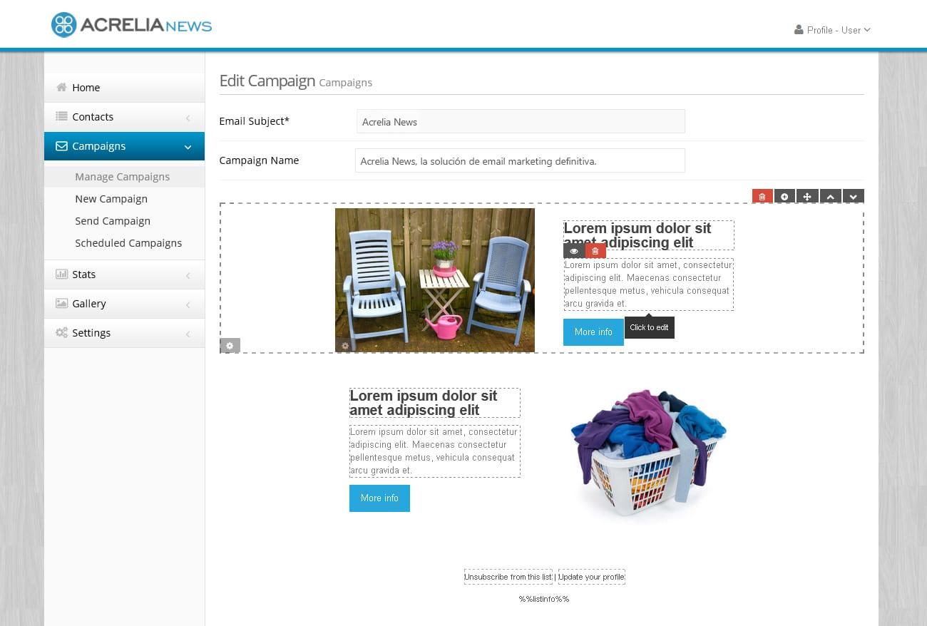 online editor screenshot