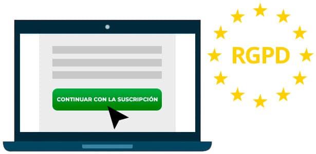 RGPD per email màrqueting