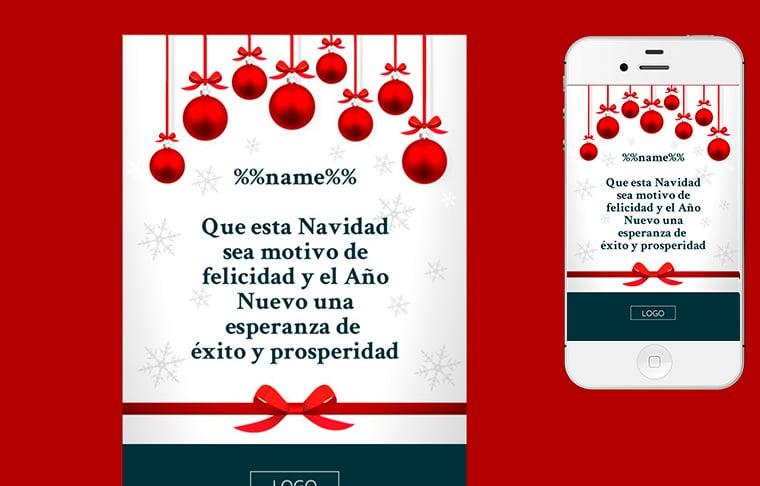 Plantilla de postal de Nadal - Christmas-wallpaper