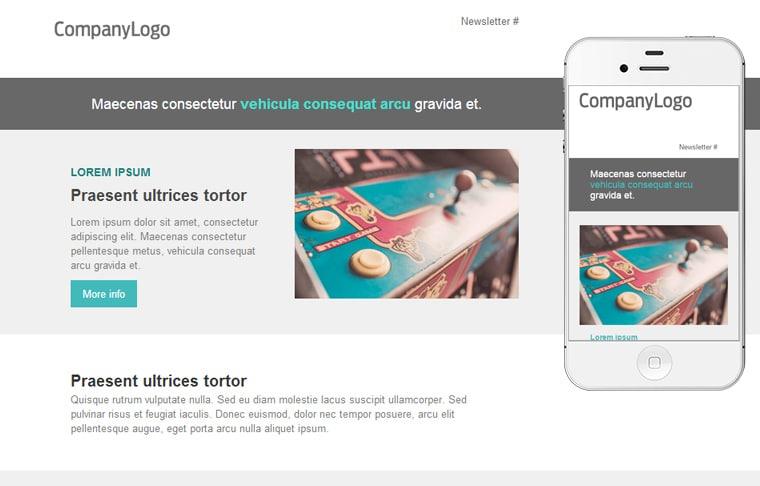Plantilla de mailing - Dynamic content