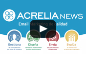 Video: Acrelia News, email marketing en español