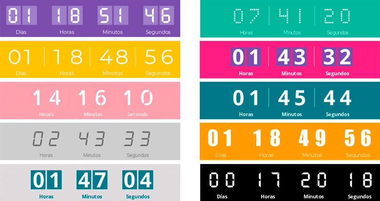 Imagen Countdown timer Acrelia