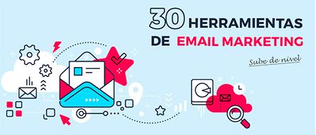 Imagen 30 herramientas de email marke