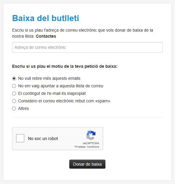 formulari baixa-subscriptors