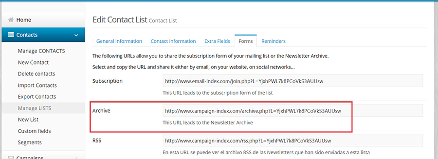 newsletters history