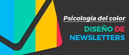 Imagen Psicología del color en newslet