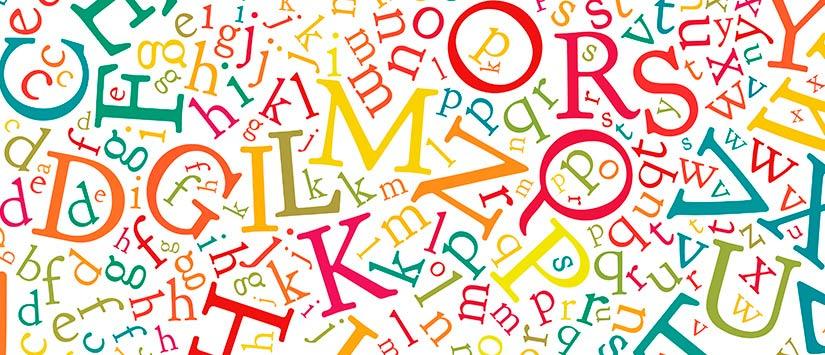Fuentes y tamaños de letra en envíos de email marketing