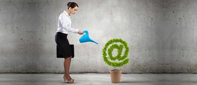 Cómo hacer emailing sin lista de emails