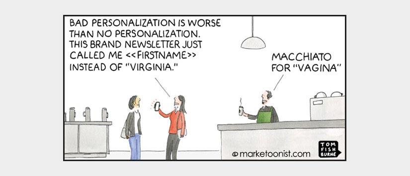Segmentación y personalización en email marketing