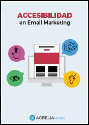 Accessibilitat en Email màrqueting