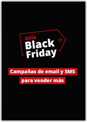 Black Friday - Email and SMS campaigns to increase your sales