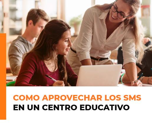 SMS Marketing para centros educativos - Contenido de la guía