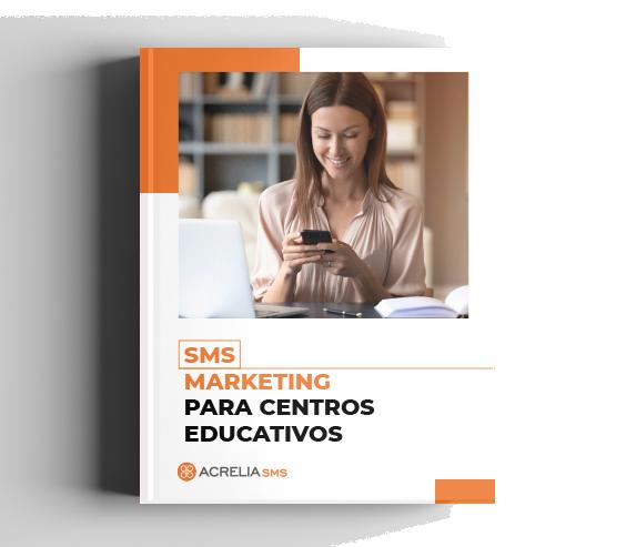 SMS Marketing para centros educativos
