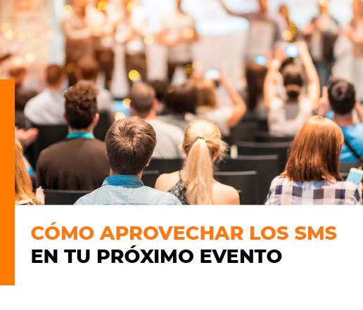 SMS Marketing para la organización de eventos - Contenido de la guía