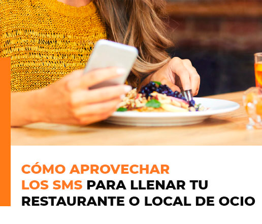 SMS Marketing para restaurantes - Contenido de la guía