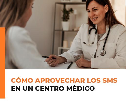 SMS Marketing para centros de salud y clínicas - Contenido de la guía