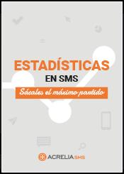 Estadísticas en SMS marketing