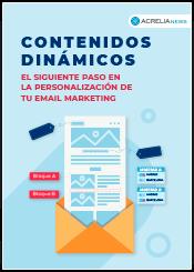 Personalización en email marketing
