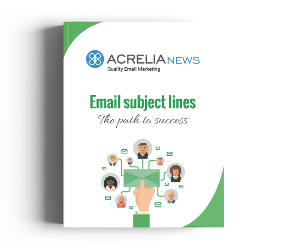 Subject line. Your path to success