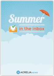Summer in the inbox: Email Marketing in summer