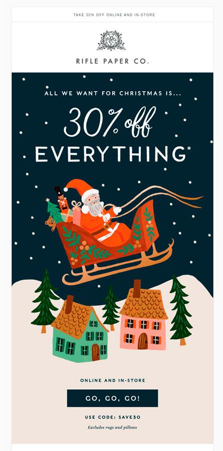 Imagen Proponles que avancen las compras navide