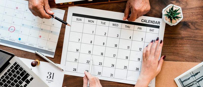 Se acaba el verano: planifica las campañas del último trimestre