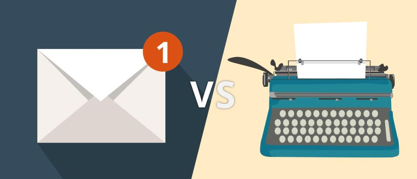 Email marketing vs. Content marketing