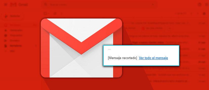 Gmail clipping: Cómo evitar que Gmail recorte mis emails