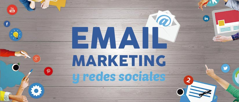 Guía en pdf: Email Marketing y redes sociales