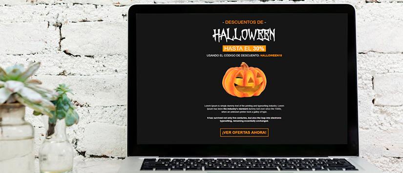 ¡Esto es Halloween! Ideas para tu campaña más terrorífica
