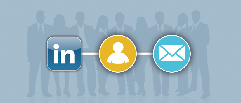 Opcions d'e-mail màrqueting a Linkedin