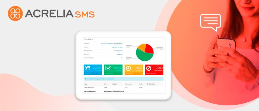 Imagen Campanyes de SMS amb Acr