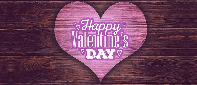 Campañas de San Valentín para sectores poco románticos