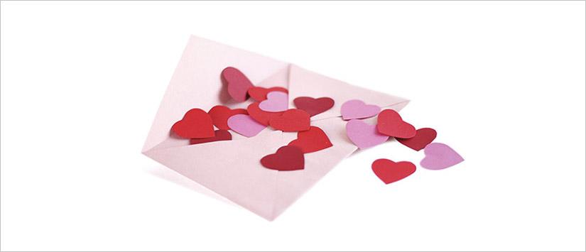 E-mail Màrqueting a Sant Valentí