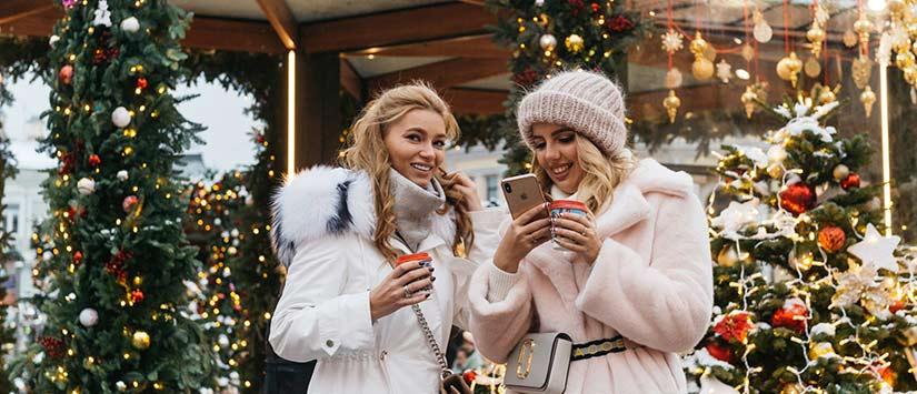 Tipos de SMS para hacer de la Navidad una campaña muy especial