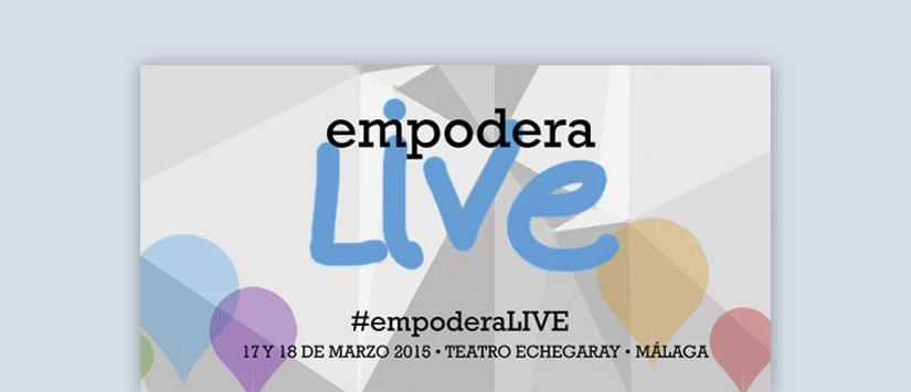 Acrelia News colabora en el evento #empoderaLIVE