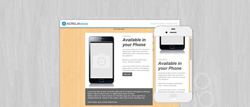 Plantilla: Mobile