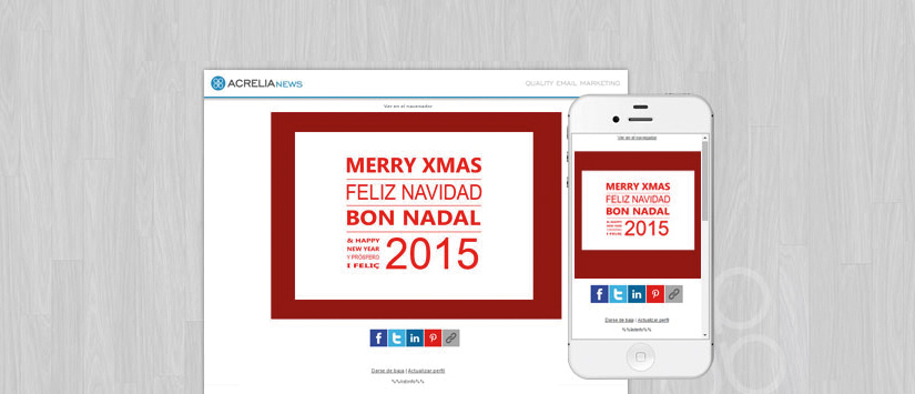 Plantilla: Happy New Year