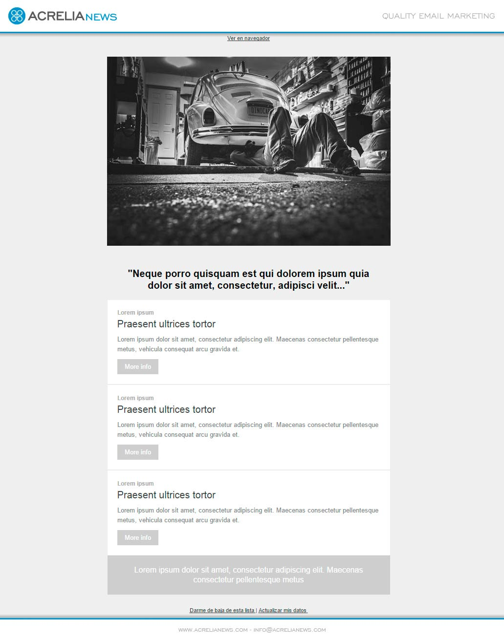 Template: Grayscale | Blog Acrelia News